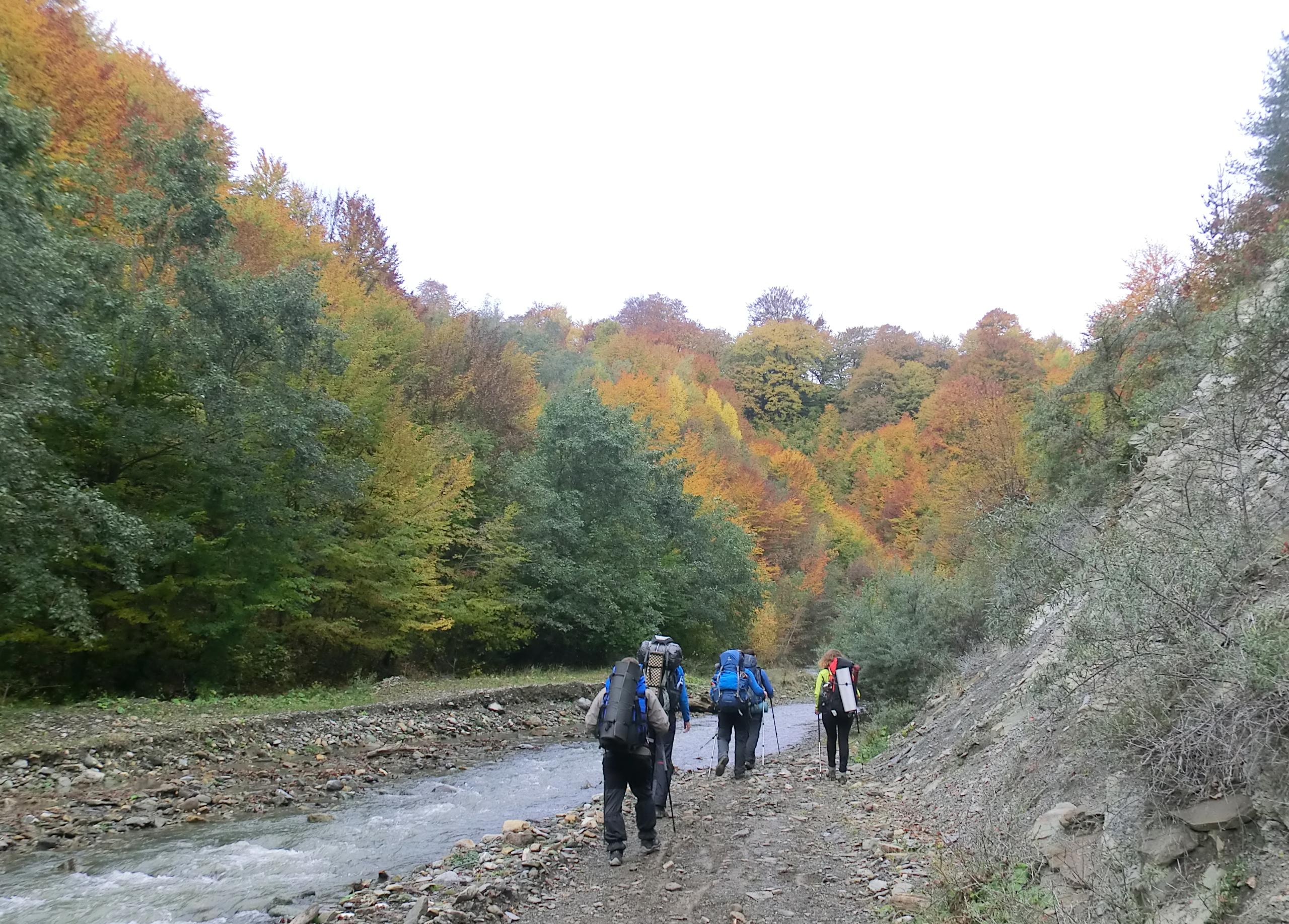 5 - 12.10.2013 - Spre La Stramtura - Tură Muntele Coza