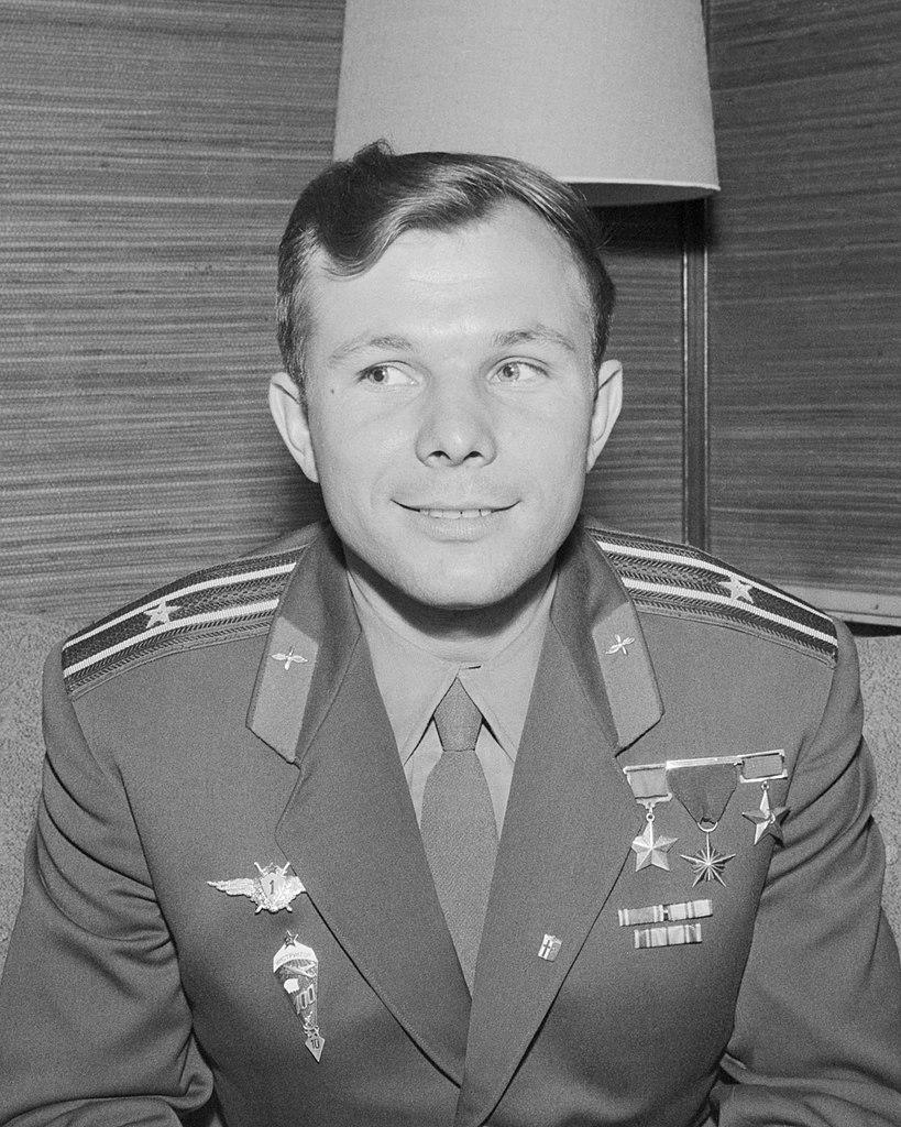 Yuri Gagarin111