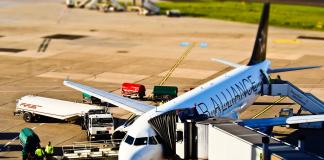 aeroport cu escala