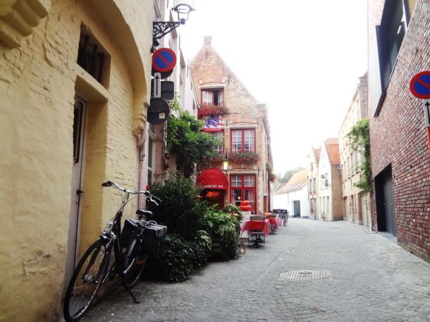 Belgia, cu bicicleta (2)
