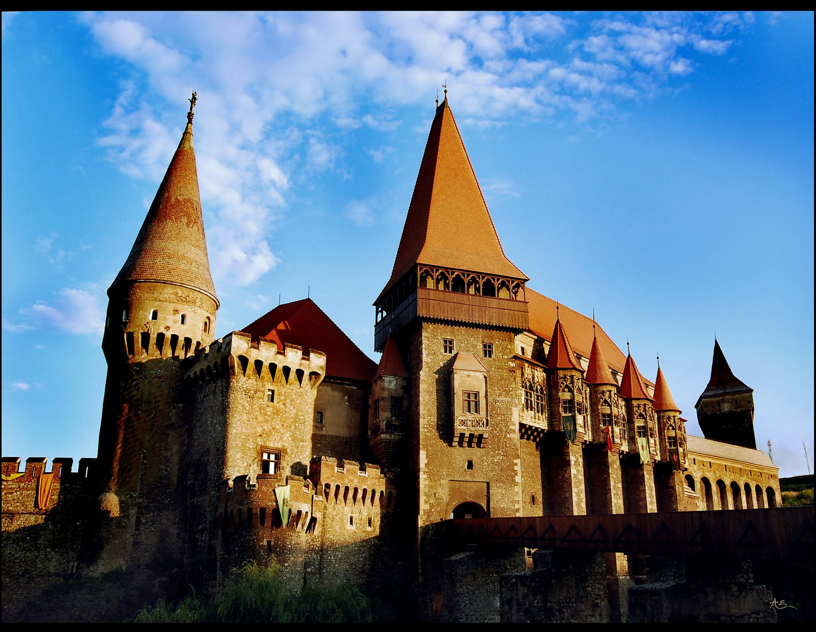 castelul+huniazilor