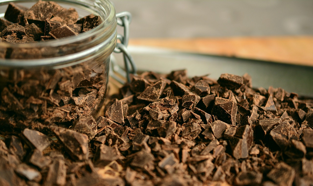 ciocolata un viciu
