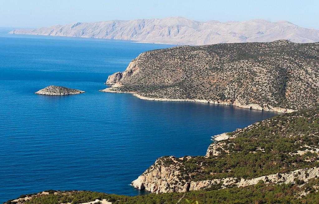 insula Rhodos din Grecia