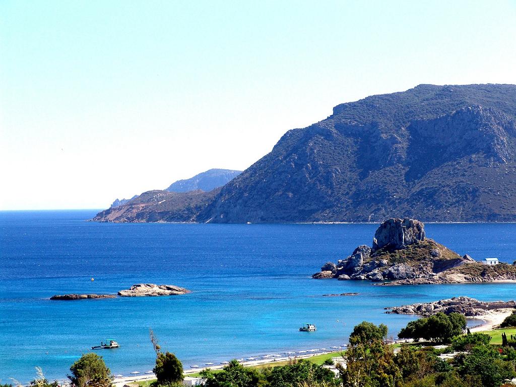 insula kos din grecia