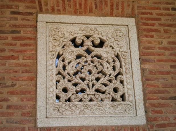 palatul mogosoaia detaliu