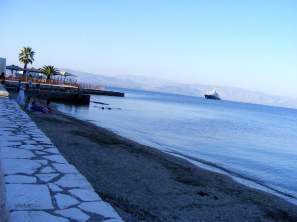 plaja portului