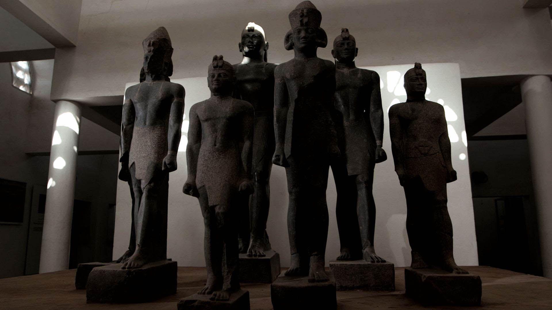 Faraonii negri istoria uitata