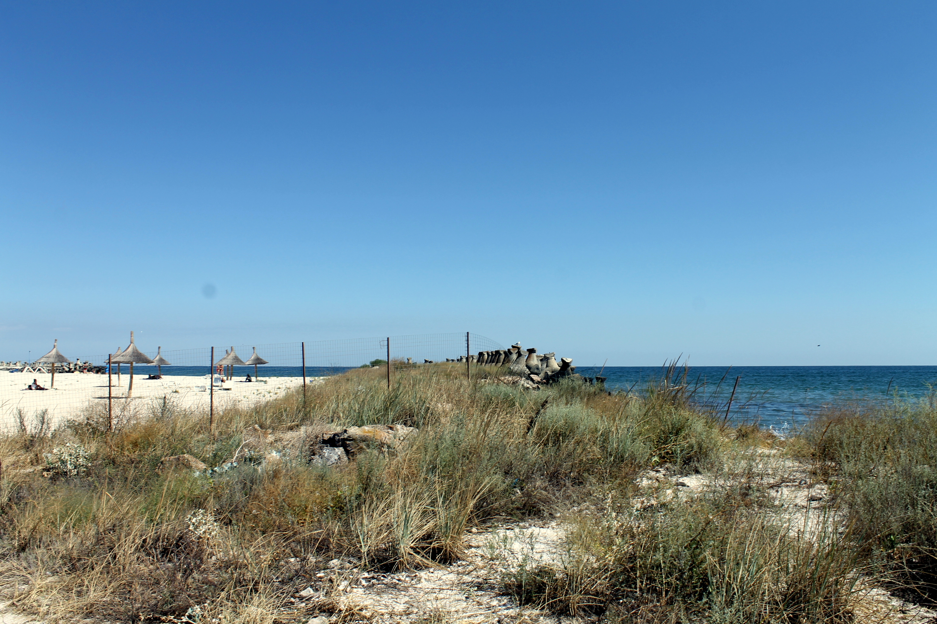 Despărțirea dintre plaje