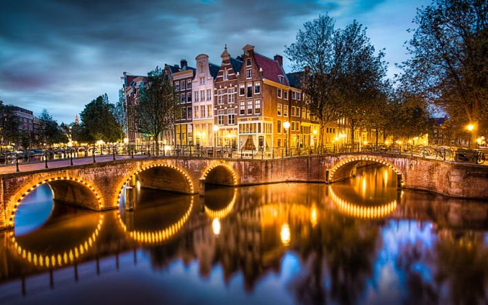 Amsterdam, Foto: leconvenzioni.com