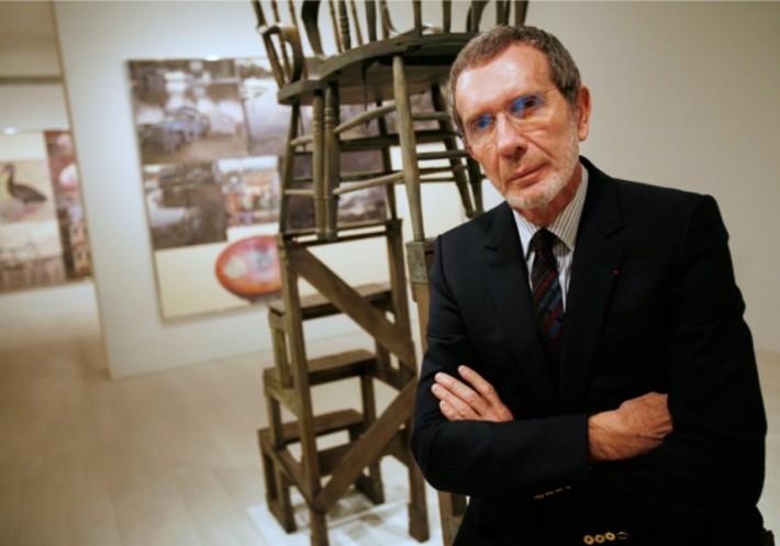 Arnold Glimcher, Foto: misfitsarchitecture.com