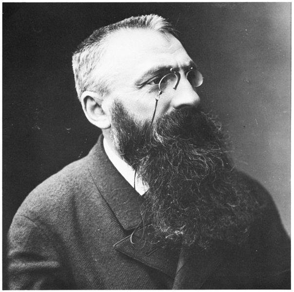 Auguste Rodin, Foto: 365artists.wordpress.com
