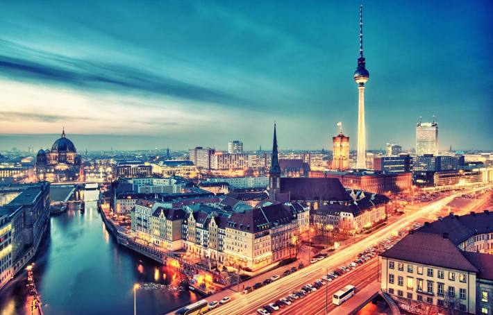 Berlin, Foto: dayemocorrerdavida.wordpress.com