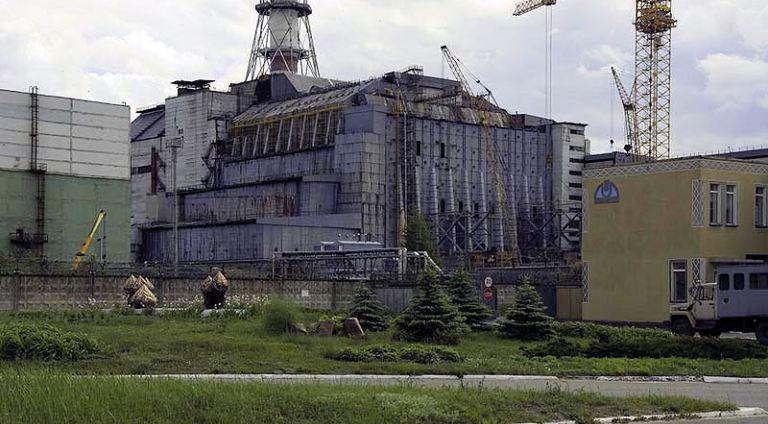 Cernobil, Ucraina