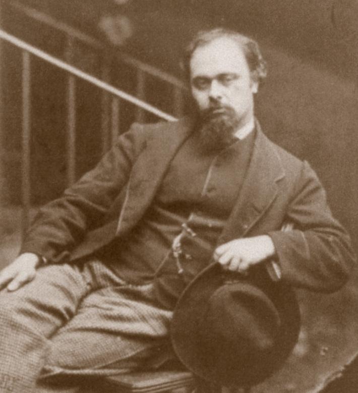 Dante Gabriel Rossetti, Foto: passionforpaintings.com
