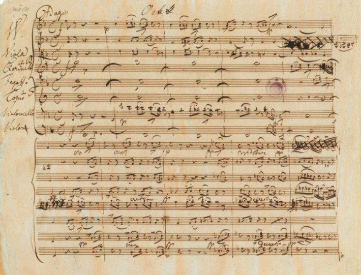 Franz Schubert, Simfonia a VIII-a, Foto: welltempered.wordpress.com