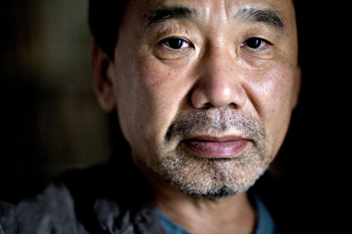 Haruki Murakami, Foto: guaridadelpensamiento.wordpress.com