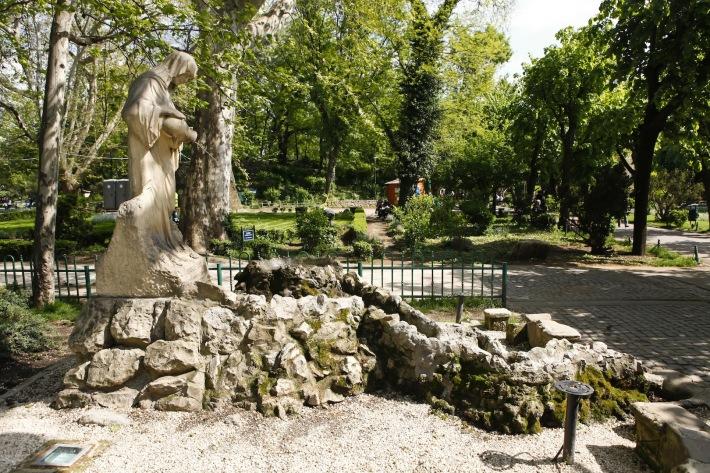 Izvorul Sissi Stefanidi, Foto: ampt.ro