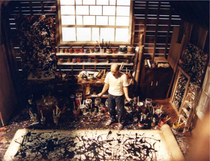Pollock, Foto: factperfiction.wordpress.com