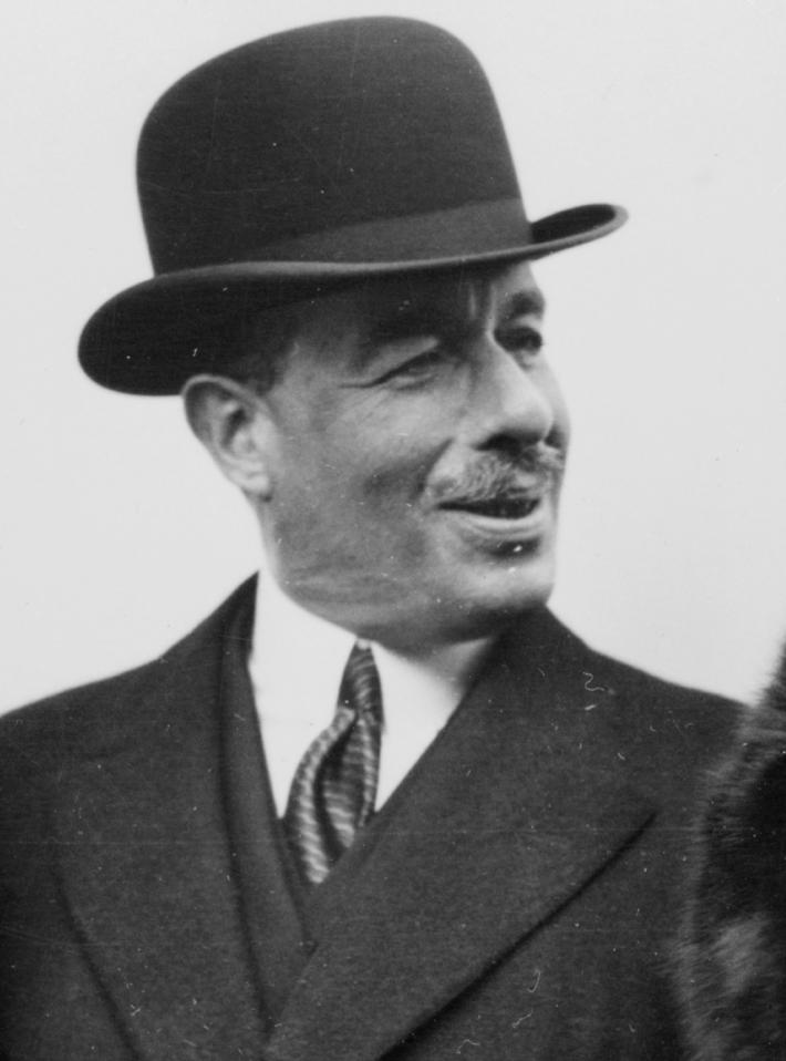 Joseph Duveen, Foto: commons.wikimedia.org