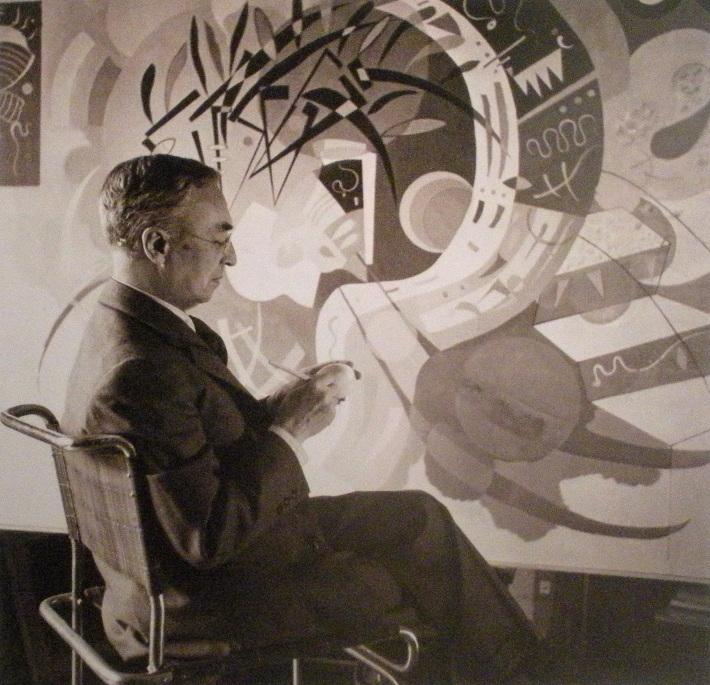 Kandinski, Foto: artesmagazine.com