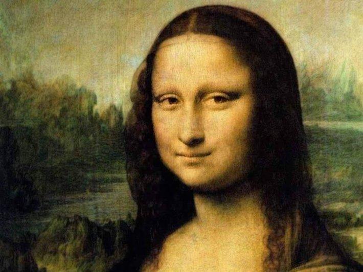 Leonardo da Vinci; Mona Lisa, Foto: reyfman.wordpress.com