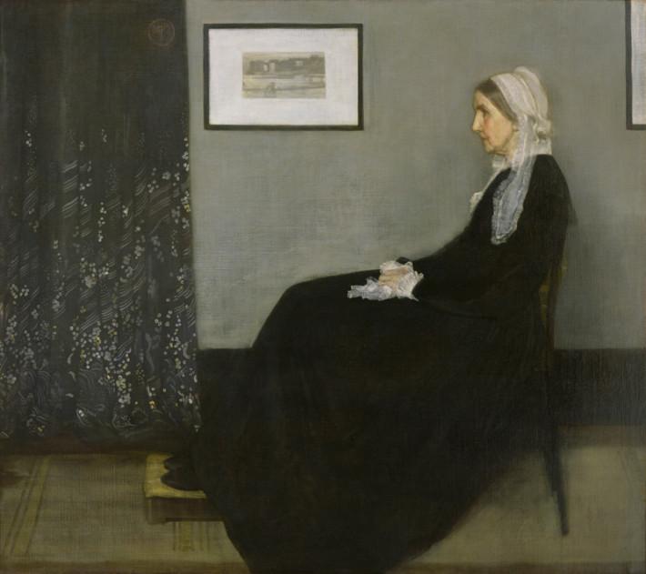 Portretul mamei lui Whistler, Foto: kinodoom.com