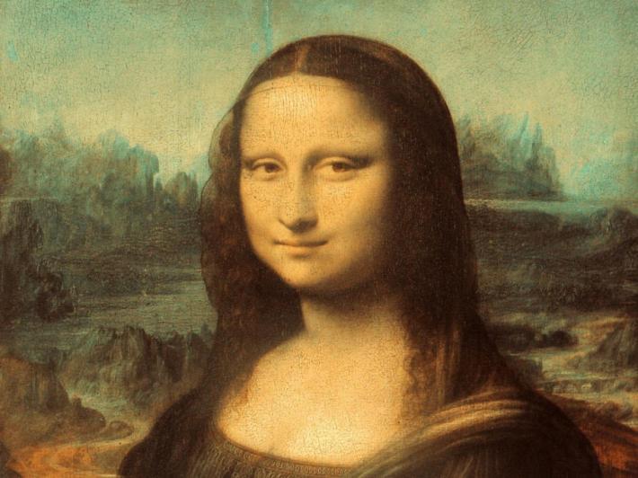 Leonardo da Vinci, Mona Lisa, Foto: asbtec.blogspot.ro
