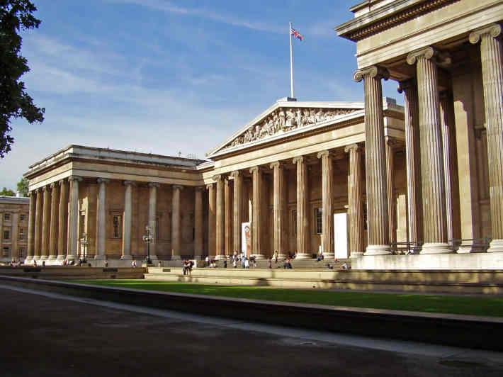 Muzeul Britanic, Foto: fatkot.wordpress.com