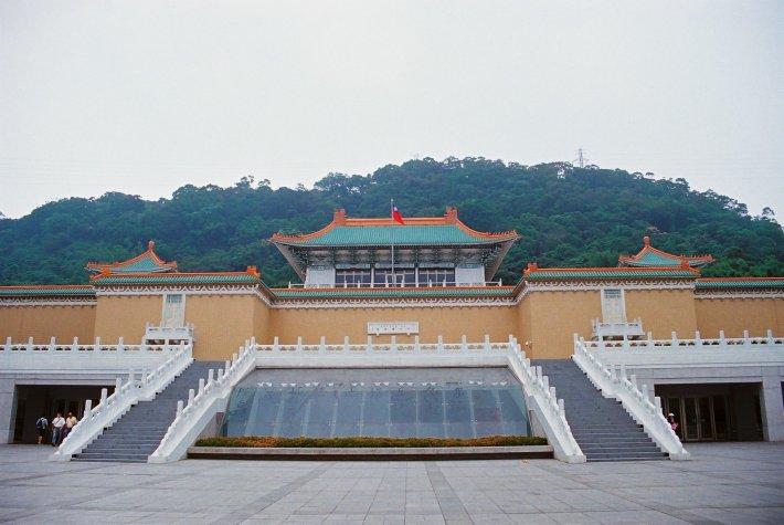 Muzeul National al Palatului, Taiwan, Foto: urbanresearch.wordpress.com