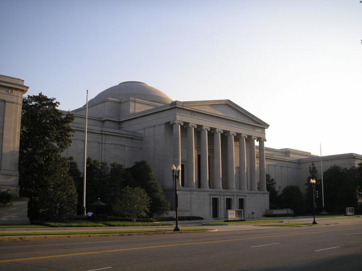 Muzeul National de Arta din Washington, Foto: franceindc.wordpress.com