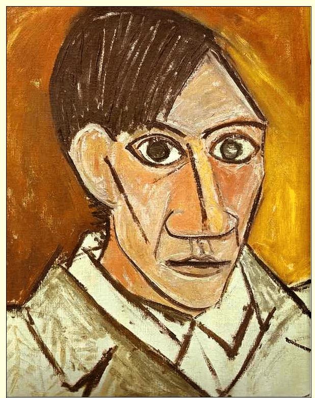 Pablo Picasso; Portretul lui Sylvette, Foto: kippcreative.com