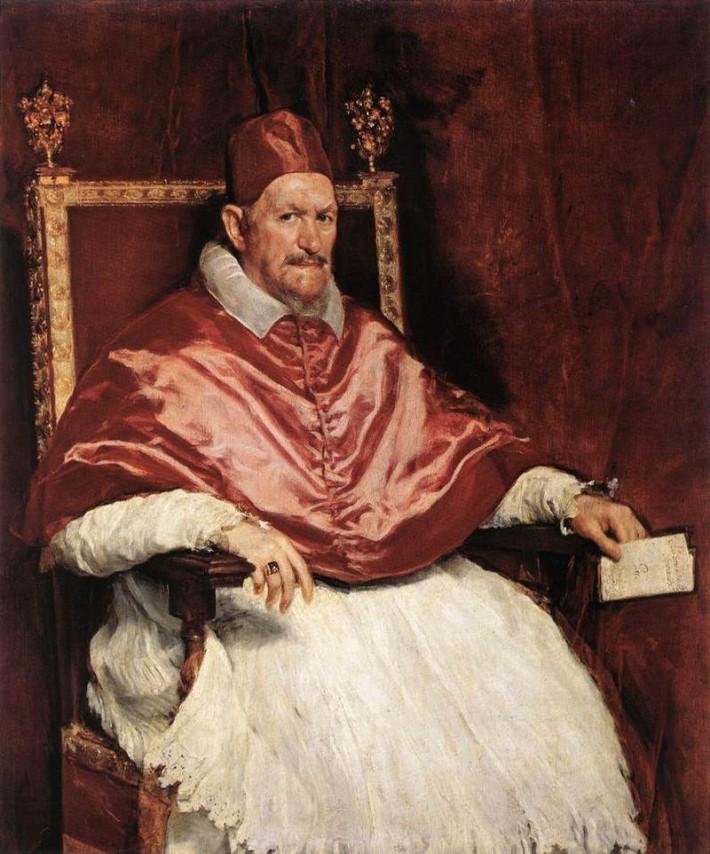 Portretul Papei Inocentiu al X-lea, Foto: theartstack.com