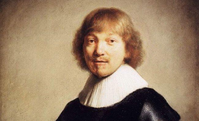 Rembrandt Jacob De Gheyn III, Foto: blog.paperblanks.com