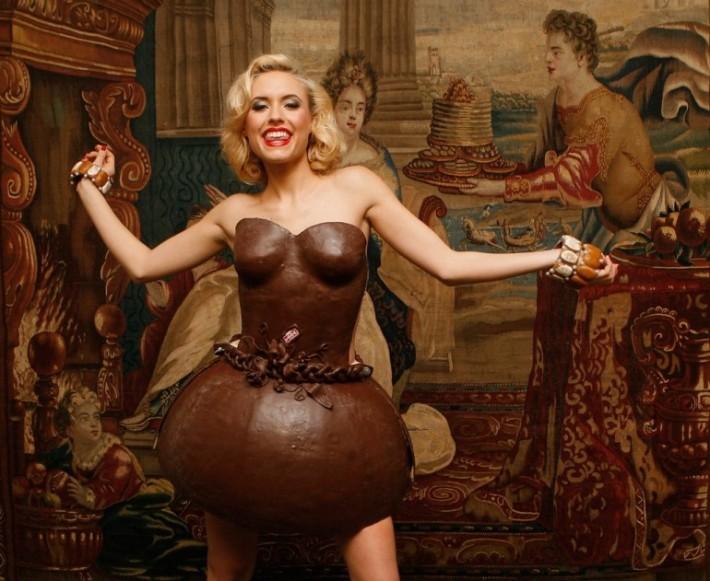 Rohie din ciocolata, Foto: giornalettismo.com