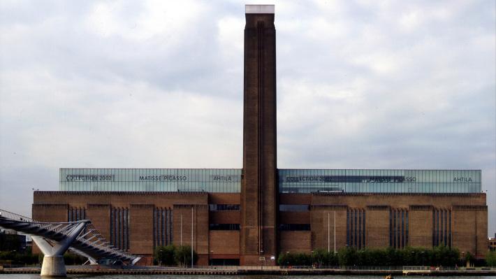 Tate Modern, Foto: missvuova.wordpress.com