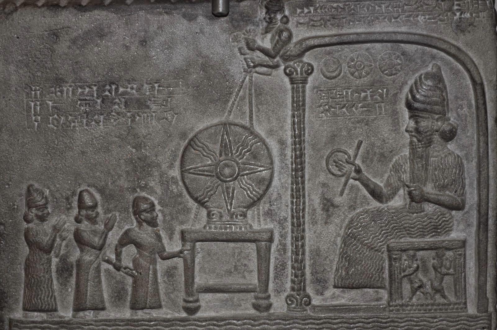 Teoria sumeriană despre formarea Terrei