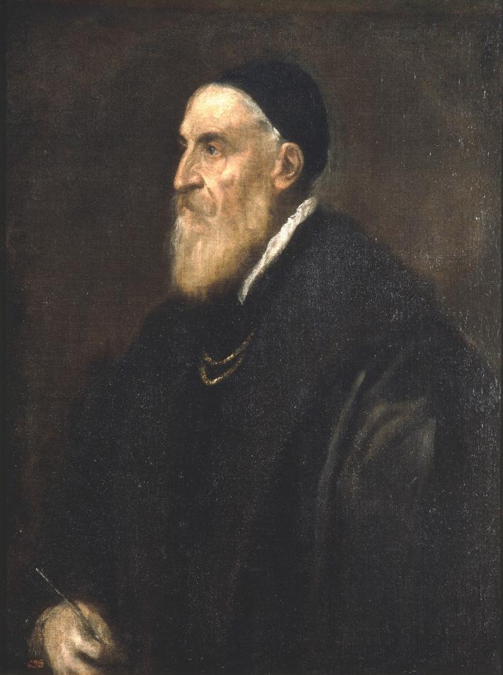 Titian, Foto: lesplusbeauxautoportraits.wordpress.com