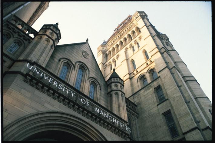 Univeristatea Manchester, Foto: abdilsani.wordpress.com