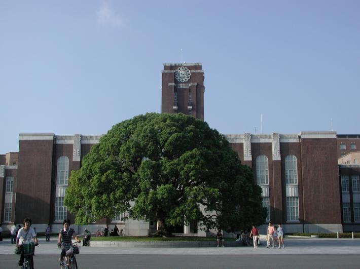 Universitatea Kyoto, Foto: chuansongme.com