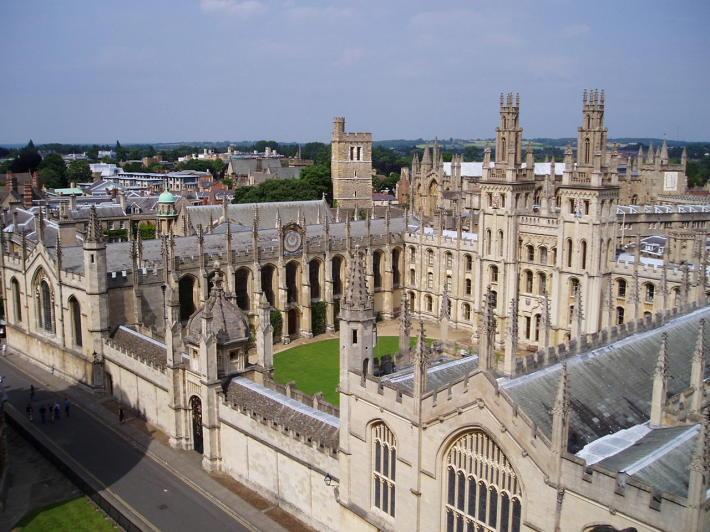 Universitatea Oxford, Foto: originaltop10.wordpress.com