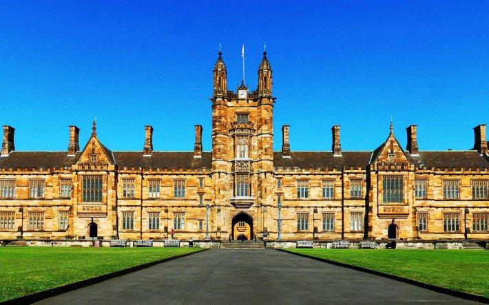 Universitatea din Sydney, Foto: globeimages.net
