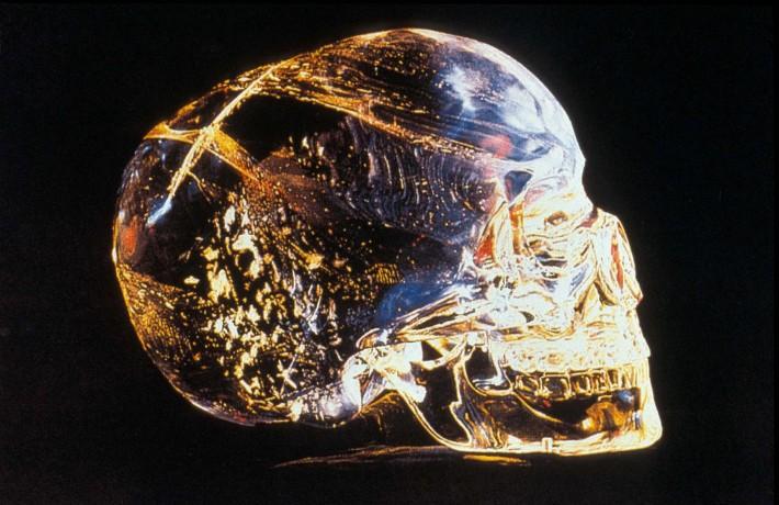 Craniu de cristal, Foto: lasueta.wordpress.com