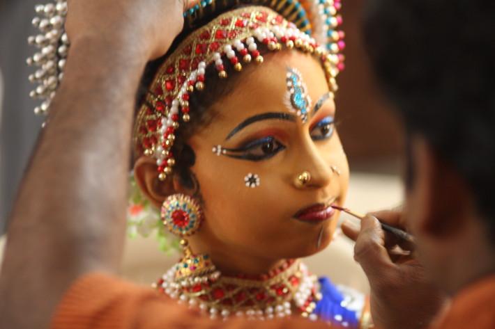 Machiaj indian, Foto: makeupyourlife.wordpress.com