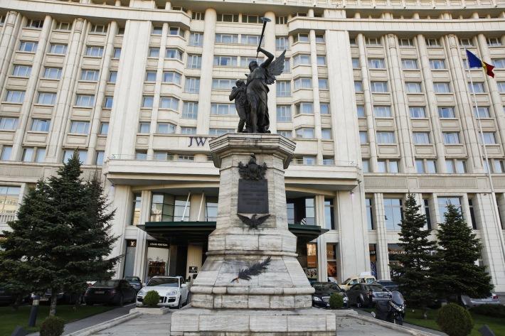 Monumentul eroilor pompieri, Foto: ampt.ro