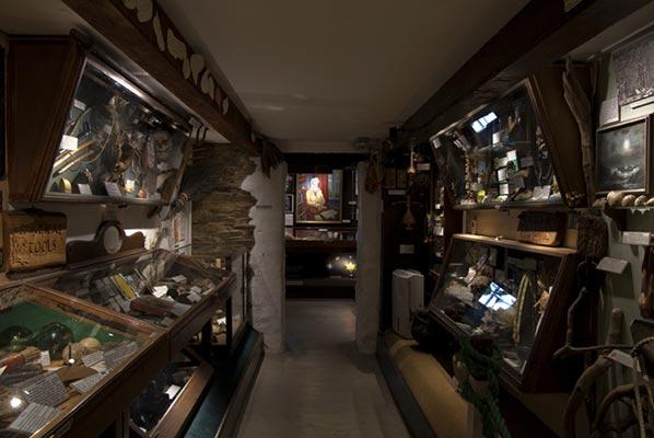 Muzeul vrajitoriei, Foto: cornishwitchcraft.co.uk