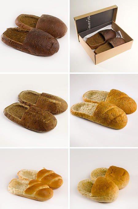 Pantofi din paine, Foto: odetocapitalism.com