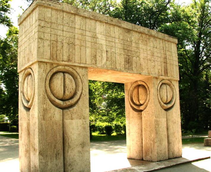 Poarta sarutului, Foto: memphistours.wordpress.com