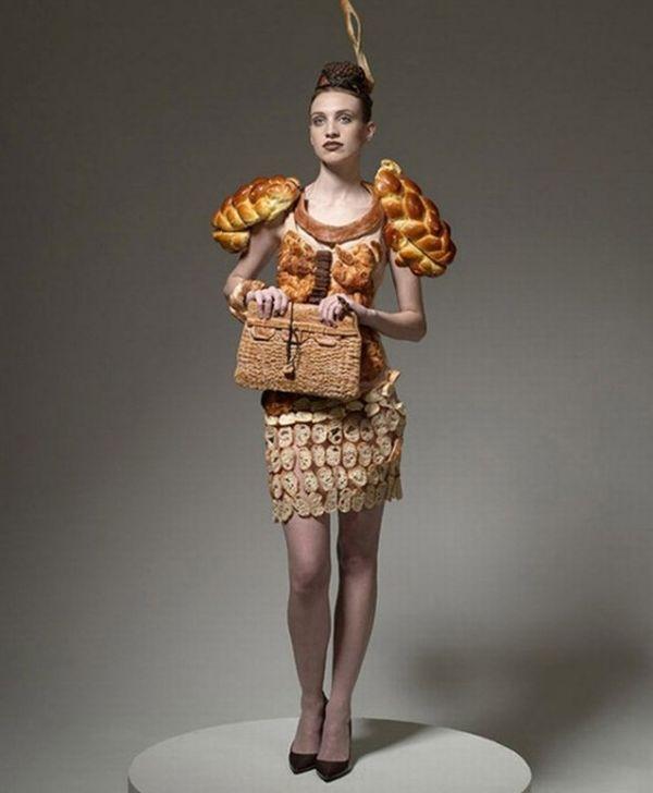 Rochie de paine, Foto: greendiary.com