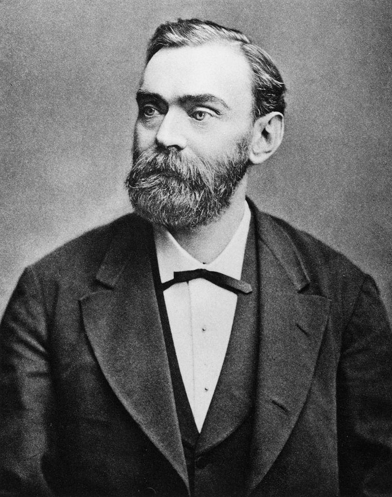 Alfred Nobel11