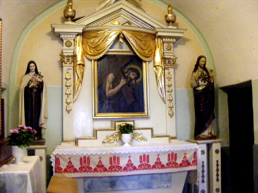 altar secundar